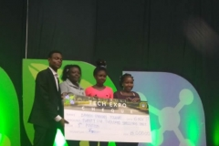 IFBT Students Win JKUAT Tech Expo on Bamboo Enriched Yoghurt