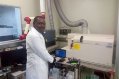 IFBT Technologist in the Lab