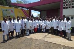 Academic trip KCC, Kiganjo