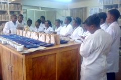 Coffee Students Trip Central Kenya Coffee mills