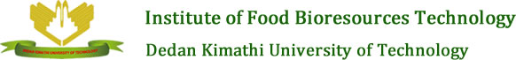 Institute of Food Bioresources Technology